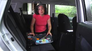 How to Install a Car Seat Using the Shoulder/Lap Belt (Chicco KeyFit)