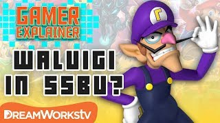 Will Waluigi Be Added to Super Smash Bros. Ultimate?   GAMER EXPLAINER
