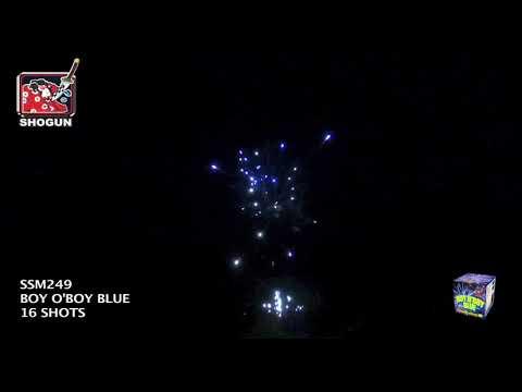 Boy O'Boy Blue Shogun