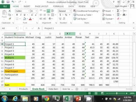 how to clean data in excel 2013