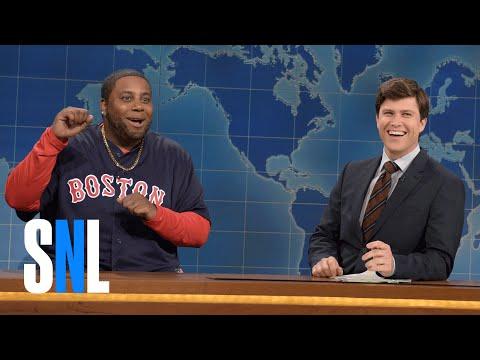 Weekend Update: David Ortiz's Post-Retirement Plans - SNL