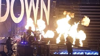 Download Lagu Shinedown Live Full Show @ T-Mobile Arena in Las Vegas 10/28/16 Gratis STAFABAND