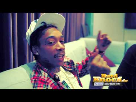 Wiz Khalifa talks Taylor Gang, Critics, Juicy J, Curren$y, Cypress Hill