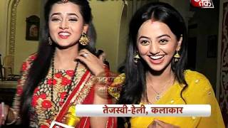 Mishap on the sets of Swaragini.