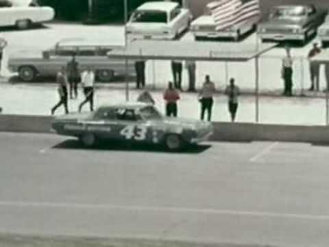 RacingOne Rewind: 1964 Firecracker 400 Video