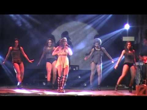 Show da Anitta Festa de Agosto em S�o Louren�o MG