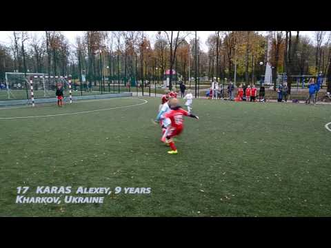#12 New MESSI in Ukraine / Alexey KARAS
