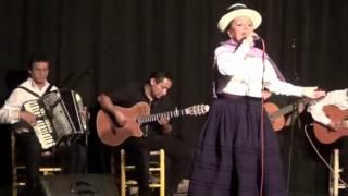 Pilar Benites Recital De Huaynos Madrid España