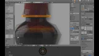 006 Tutoriales de Blender - botella pony Parte1