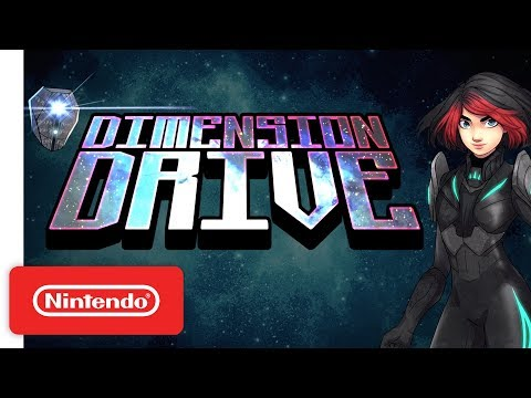 Dimension Drive: PAX West Trailer - Nintendo Switch