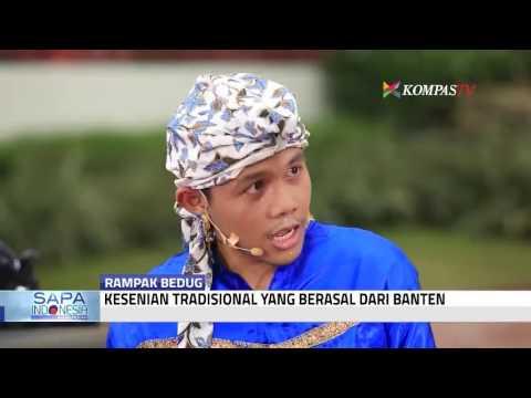 Ini Dia Seni Rampak Bedug asal Banten