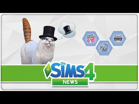 Merkmale der Tiere & neue Screenshots | Die Sims 4 News #66