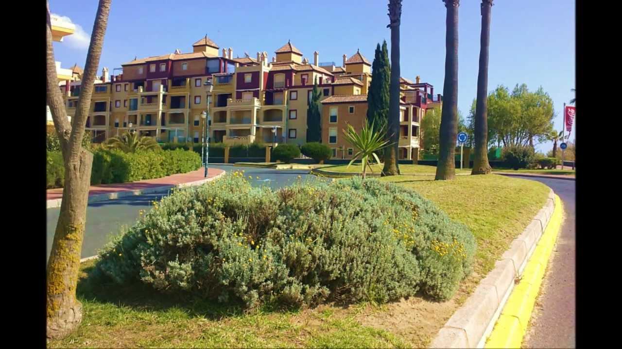 Ayamonte y sus jardines en isla canela youtube for Jardines isla canela