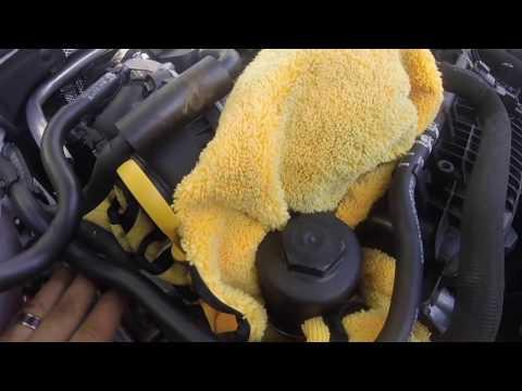 2017 MK7 GTI DIY OIL CHANGE
