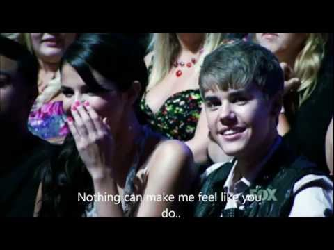 Nothing Like Us -  Justin Bieber y Selena Gomez ♥Jelena♥