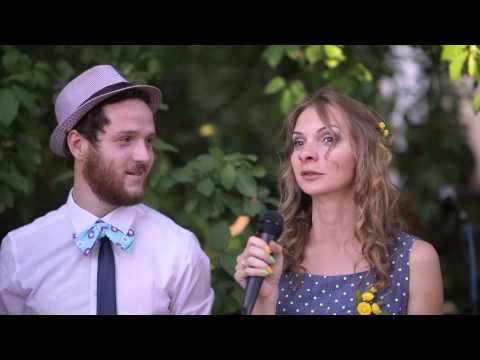 Свадебное торжество Антон+Анна