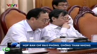 ng Phm V Lun d hp ban ch o phng, chng tham nhng