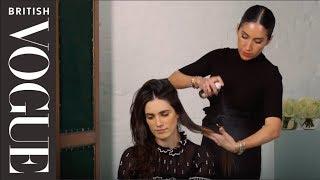 3 Quick Ways To Refresh Your Hair By Jen Atkin | British Vogue