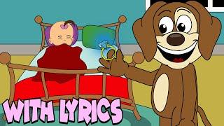 Hush Little Baby WITH LYRICS | Nursery Rhymes And Kids Songs