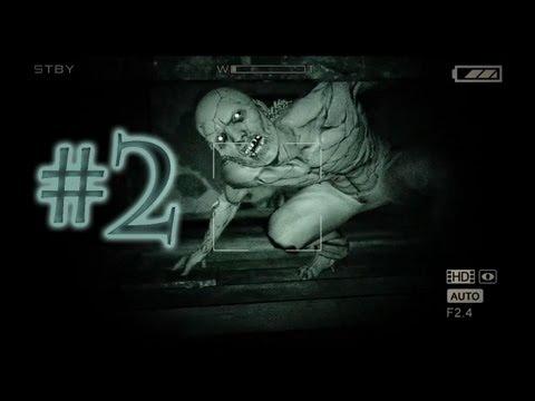 Outlast Bölüm 2 / Türkçe Oynanış / +13 [HD]