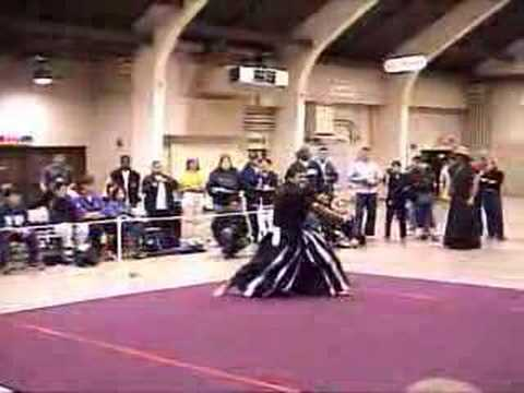 Extreme Katana form at competition 2003 (John)
