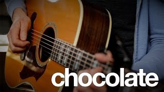 Chocolate - The 1975 - Travis Flynn Cover
