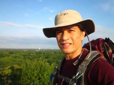 DrRic Tutorial - Benefits of Hiking (Mt Hoy in Blackwell Forest Preserve)