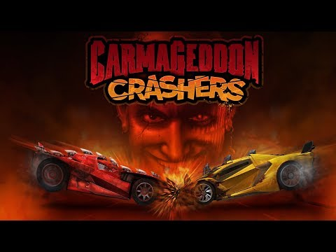 Carmageddon: Crashers drag racing game