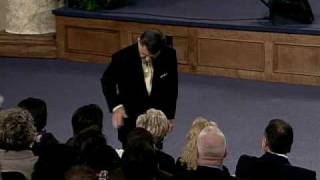 Kenneth Copeland retells Smith Wigglesworth raising a man from the dead