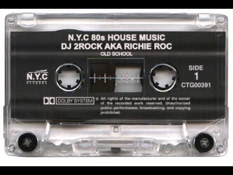 House Music  NYC 80s Old School