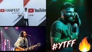 Technical Guruji Live Rapping 🔥🔥   Bhuvan Bam, Lalit Shokeen, Nagar palika, FanFest Delhi- 2018