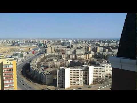 Актау - самый лучший город в Казахстане