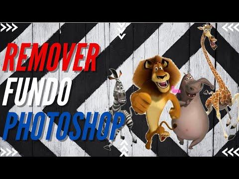 Como deixar o fundo da imagem transparente e salvar no Photoshop
