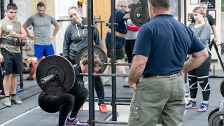 Rip Coaches The Squat - Starting Strength Seminar