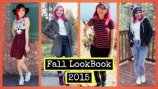 Fall Look Book 2015 In Lake Tahoe | Crafty Amy