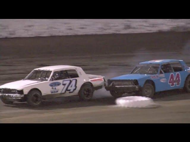 Bakersfield Speedway 3-2-13 Heat Races