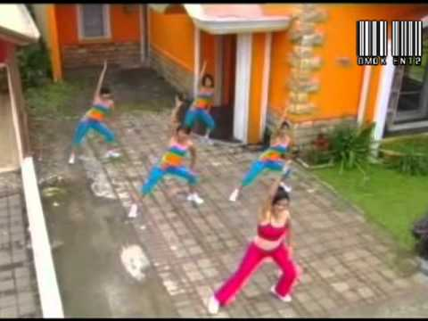 Disco Aerobic - Ketahuan video