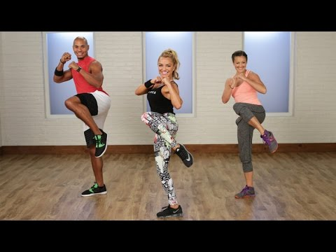 45-Minute Epic Cardio Boxing Workout   Class FitSugar