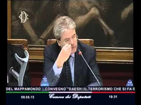 Roma - Daesh, il terrorismo che si fa Stato (09.06.15)