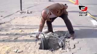 انفجار محدث صوت في محيط قصر الاتحادية