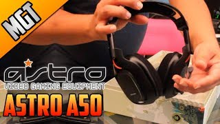 Unboxing Astro A50 - Español