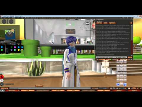 Second Life - Onikirimaru Doin' Randomness[Recorded From Twitch.tv]