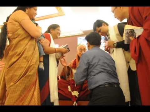 "His Holiness The Dalai lama releasing the hindi novel ""DENPA"" Part- 2"