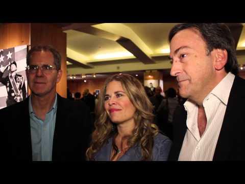 "Chris Buck, Jennifer Lee, & Peter Del Vecho [""Frozen""] - 2014 Oscar Week Animated Feature Film Event"