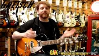 Gretsch - G5434 Pro Jet Demo at GAK!