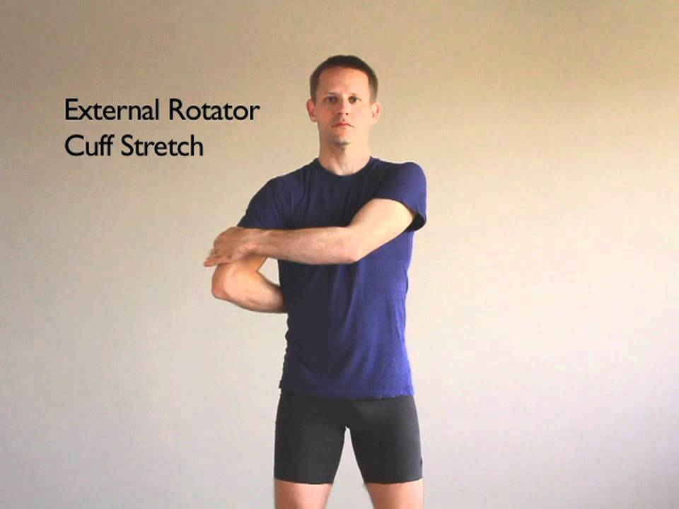 Rotator Cuff Stretch & Strengthening - Active Isolated ...