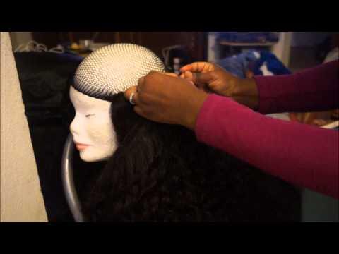 Parrucca fai da te  (u part wig) | UntouchableSnow