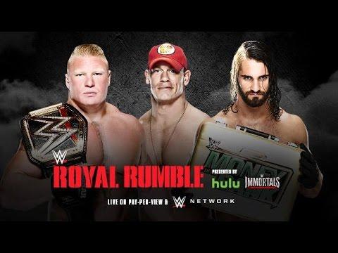 WWE Predicciones de Royal Rumble 2015 Loquendo
