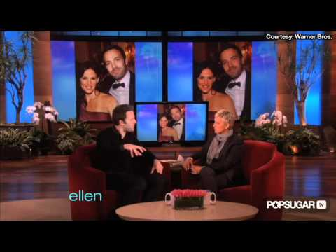 Jennifer Garner & Ben Affleck Talk Family Dynamics
