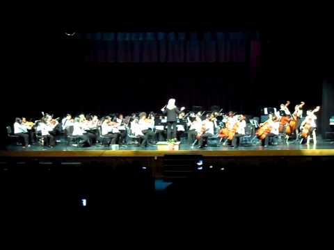Variations On A Well-Known Sea Chantey (Abridged) - Truitt Middle School Varsity Orchestra